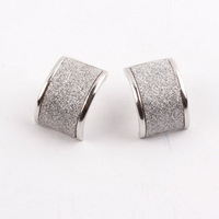 2014 New Arrival Fashion Jewerly Hot Sale Silver Alloy Earrings for Women European style Ornaments BY409003 Free Shipping