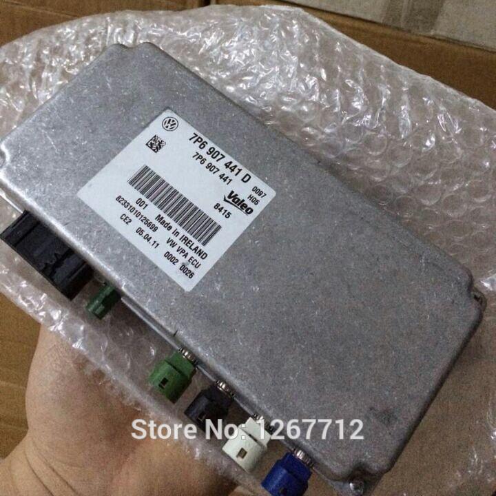New original VW Touareg 2011--- camera control unit module 7P6 907 441D(China (Mainland))