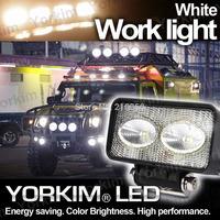 20W DC 12V-24V CREE LED Driving For Ram Work Light Bar Lamp Offroad Truck Trailers ATV SUVcar light source parking car styling