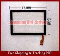 10pcs/lot 7inch Prestigio Tablet Touchscreen Q88 A13 ZCC-1948 V2 Touch Screen Capacitance zcc-1948 v2 Touch Screen Panel Glass