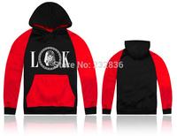 Brand Last Kings Hoodies Men's hooded sportswear hip hop fashion sweatshirts men designer 100% cotton Leisure long sleeve S-XXL