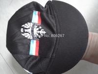 Black Bianchi Team Cycling Cap Le Tour De France Clothing Hood Bike Riding Sportsweart Headgear Windguard hat cool Sportswear
