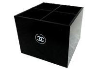Luxury Brand Fashion Women Make Up Cosmetic Case Makeup Bag  Box Cosmetic Case Tool Storage ACRYLIC