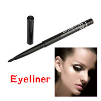 10PCS/LOT Wholesale Waterproof Gel Cream Liquid Eye Liner Black Eyeliner Pen Makeup Cosmetic