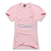 Quick-drying t-shirt outdoor sports WOMen short-sleeve casual wear quick dry clothing  lsl clothing men sportswear 1309