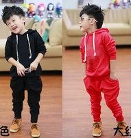 Children outerwear brand sport sets fleece hooded jacket Pants boys girls trousers baby twinset autumn warm clothing tracktsuit