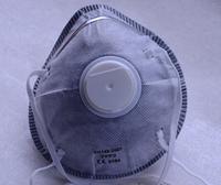 Free shipping  Activated carbon headset breathing valve masks dust masks antivirus anti virus anti-flu masks masks 20pcs/set