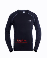 polyester Mens Thermal Fleece Quick-dry Base Layer Under Wear Cycling Bike Long Sleeve Jersey Tight Pants Winter Sports clothing