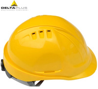 Free Shipping Anti-helmet hit the construction ABS breathable material protective helmet safety helmets
