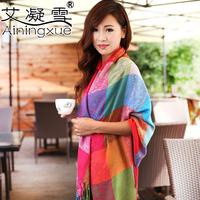 2014 new Bohemian women wind autumn winter scarf shawl nation