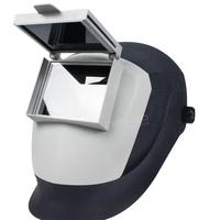 Free Shipping Economic models PS100 welding helmet visor cap wearing masks fire two shielded welding arc welding mask