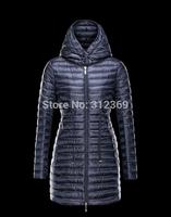 2014 Winter Coat Women Down Jacket Blue Black Female Long Plus Size Lady Thickening Warm Casual Brand Down Coat Women Down Parka