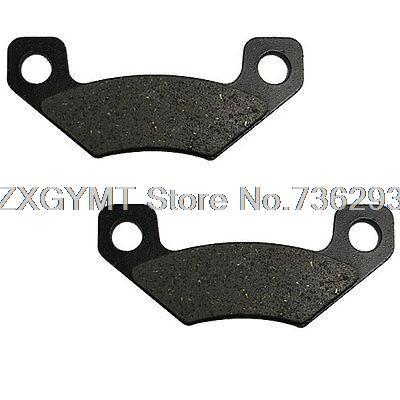 Brake Pads 2008 2009 2010 Can Am Ds 450 / 450x 2x4 Efi XH Carbon Rear Set MT-0265(China (Mainland))