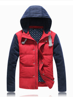 Men's winter new Korean men's cotton jacket