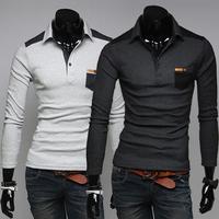 Free shipping original High quality 100% cotton shirts for men man polo men's polo shirt polo ralphly shirt to all over M-XXL