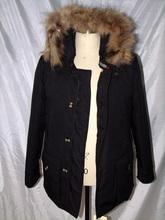 2014 Big Fur Brand New Mens Woolrich Goose Down Parka Winter Warm Jacket -40 degree(Hong Kong)