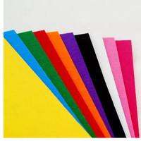 felt fabric, polyester,DIY felt fabric,non-woven felt, 30CMX30CM,40colors/lot