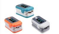 Drop shipping ! Health monitors  Fingertip digital Pulse Oximeter SpO2  pulse rate monitor Color OLED display oximetro de dedo