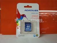 High quality ADATA 256GB SD card/ SDHC card/ camera flash memory card class10/memory card