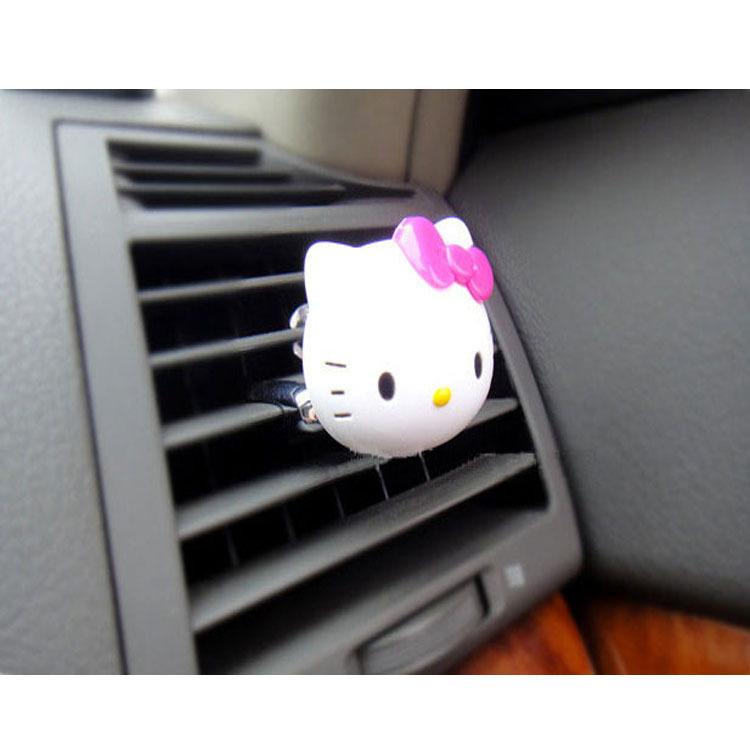 Free shipping auto supplies incense Hello Kitty outlet perfume car perfume se