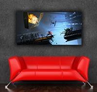 star wars 24x48 inch 60x120cm imitation half handmade oil painting  picture photo on CANVAS HALP16