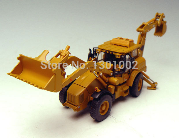 NEW Mint in Box 1/50 Scale Motorart Brand JCB HMEE EU Military Back Loader Construction vehicle Model Desert Yellow 13476(China (Mainland))