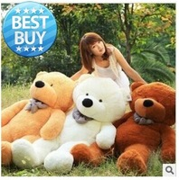 Hot High Quality Low Price Plush Toys Large Size 80cm Teddy Bear Big Embrace Bear Doll