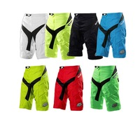 2014 NEW High quality with Pad! Troy lee designs TLD Moto Shorts Bicycle Cycling shorts MTB BMX DOWNHILL Motorcross Short Pants