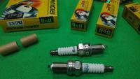 Automobile spark plug / iridium spark plug / DCPR8EIX  aveo
