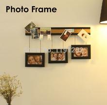 Nytex комбинация фоторамка три штук подвесной рама настенный фоторамка фотографии стена