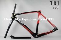 free shipping! TRIDENT THRUST TR1 carbon bike road frame bicycle bike frame full carbon fiber mtb carbon frame 29er colnago c60