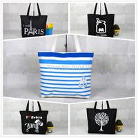 2014 Fashion Desigual Casual Canvas Bag Women Handbag Print Shoulder Bags Shopping Bag