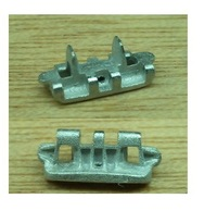 Germany 38D1: 35 tank model metal alloy fittings Track  Assembled model