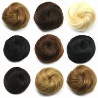 cute hair bun, Bun Hair Chignon, Donut Roller Hairpieces, hair pad