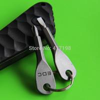EDC tool, 2pcs/lot, include flathead&Phillips-head screwdrivers,Keychain Screwdriver,  free Shipping