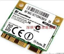 Free shipping New Broadcom AzureWave BCM94352HMB 802.11ac 867Mbps WLAN Bluetooth 4.0 Half Mini PCI-E WiFi(China (Mainland))