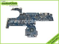 Free shipping laptop motherboard for HP Probook 6540b Intel 593842-001 KEL00 LA-4892P HM57 DDR3 tested works perfert