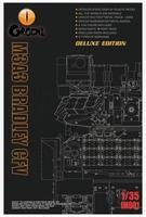 OROCHI IM001 1/35 M3A3 BRADLEY CFV plastic model kit