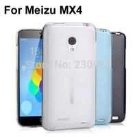 Soft Transparent TPU Phone Case Cover For Meizu MX4 Case
