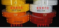 High-quality Genuine reflective stickers / white red orange yellow can select /reflective tape bike motorcycle car truck