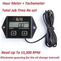 Hour meter tacho husqvarna WR TC 510 CR 500 400 OR Tach lawn mover chain saw gas