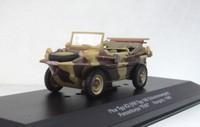 ixo - altaya 1:43 pkw typ k2  vw typ 166 schwimmwagen German World War II military vehicles diecast  car model