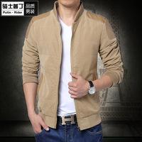 Men's casual jacket 2014 Brand New Arrival men Leisure Coat Hot Polo Jackets Pop outwear USA size:M,L XL XXL 3XL 4XL 5XL