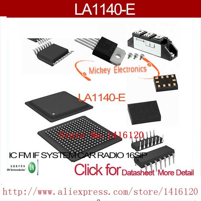 La1140-e IC FM , если система
