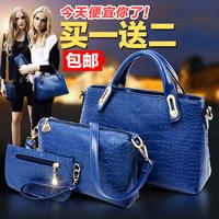 Women's bags 2014 trend fashionable casual women's handbag shoulder bag messenger bag handbag bag picture