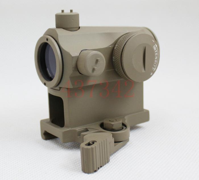 Винтовочный оптический прицел Warrior T1 1 X 24 & Dot Aimpoint