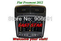 FIAT Freemont 2012 Car dvd player with  8'' V-8 CDC, GPS DVD Radio RDS BT MP5 PIP iPod TV Canbus Wince 6.0 ARM11 ES-1928