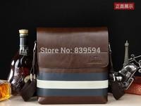 2014 new men's business casual shoulder bag Messenger bag Korean fashion satchel briefcase