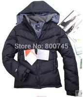 Free Shipping 2014 New Women's Down Jacket Coat Winter Fashion Ladies Waterproof Thicken Down Parkas Warm Jackets Female Jackets