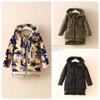 Korean children's clothing wholesale big boys and girls down coat